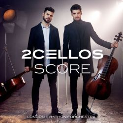 album art 2cellos score