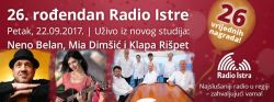 radioistra facebook cover